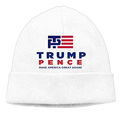 RiPoLo Trump Pence Make America Great Again Hip-Hop Beanie Cap Caps Hats