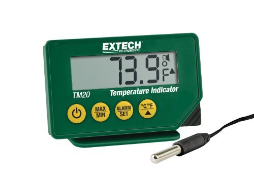 - Extech TM20 Waterproof Temperature Indicator