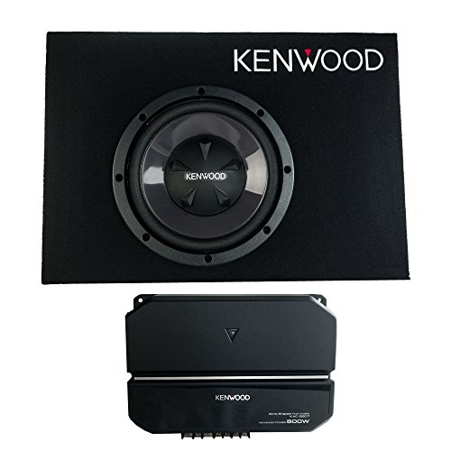 nch Loaded Vented Subwoofer & Amp Package ()