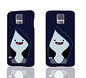 Adventure Time Jake and Finn 3D Rough Case Skin, fashion design image custom , durable hard 3D case cover for Samsung Galaxy S5 i9600 Regular, Case New Design By Codystore by Maris's Diary