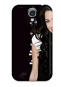 High Grade Mary David Proctor Flexible Tpu Case For Galaxy S4 - Miley Cyrus 27