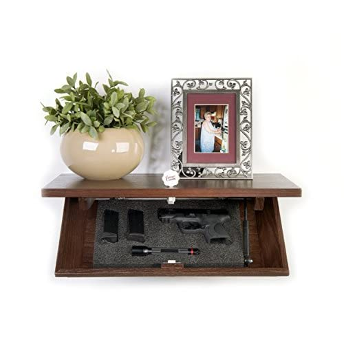 Covert Cabinets HG-24 Gun Cabinet Wall Shelf Hidden Storage