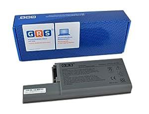 GRS portátil batería fç ¬ R Dell Latitude D820, D830, D531, Precision M65, M4300, sustituye a: DF192, CF623, YD623, 451-10309, MM165, CF711, 451-10326, DF230, FF232, 310-9122, 312-0393, Laptop Batería 4400mAh, 11.1V