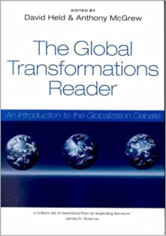 Book The Global Transformations Reader
