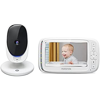 Amazon.com : Motorola Comfort 50 Digital Video Audio Baby