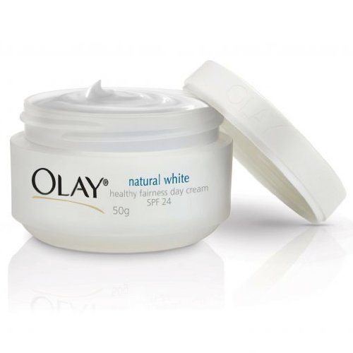 Jour équité Olay Natural White sain Crème SPF 24 50g