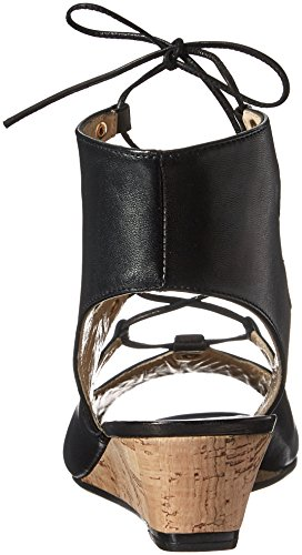 Rangoni Women's By Morata Amalfi Sandal Black Wedge 5wx8gq