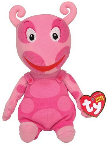 The Backyardigans Toy - Ty Uniqua - Backyardigans