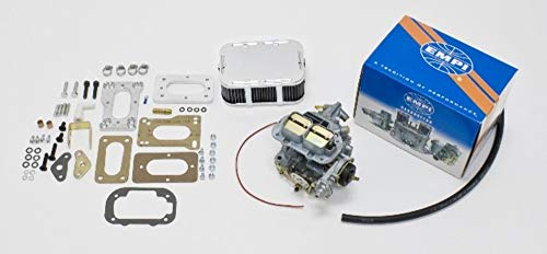 (Pirate Mfg Empi 32/36E Carburetor Kit Toyota Celica Pick-Up Corona)