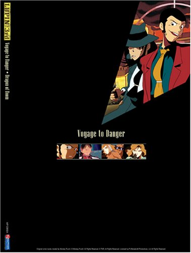 Lupin the 3rd Movie Pack: First Haul