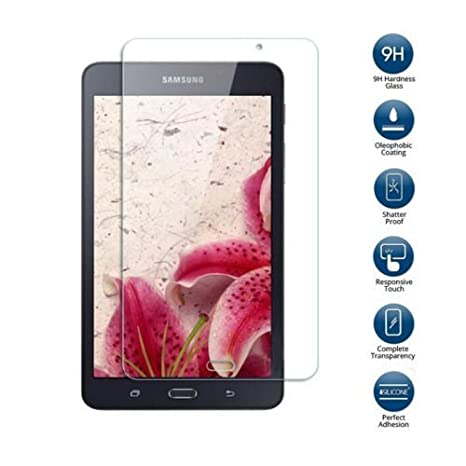 """2 Pack Clear Tablet Screen Protector Guard 7/"""" Samsung Galaxy Tab A 7.0"""