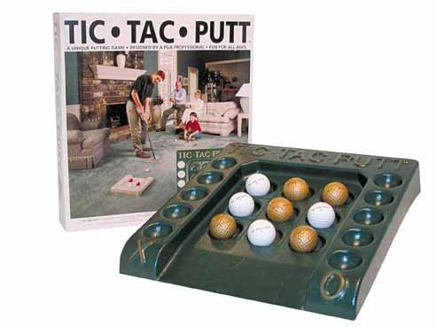 The Booklegger Tic Tac Putt Golf Game ()