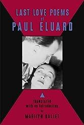 Last Love Poems of Paul Eluard