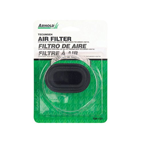 Tecumseh Small Engine Air Filter For Fits 4-6-Mfg# TAF-127 - Sold As 7 Units