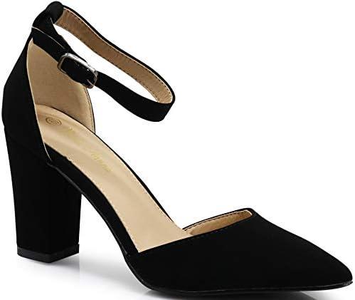 ballerina block heel