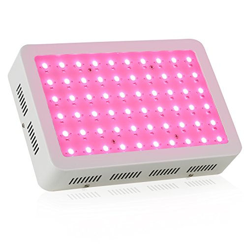Toplanet 300W Grow Light Full SpectrumLED 5W-Series for I...