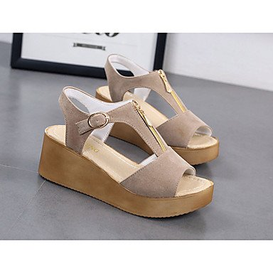 Pu Soles EU39 Marylight Flat White Mary Walking Heel Light Casual Buckle CN39 Soles Black US8 RTRY Sandals UK6 Women'S Summer Dress Flat FqHnxtIE