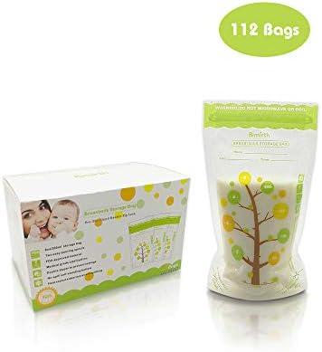 Amazon.com: Bolsas de almacenamiento de leche materna de 200 ...