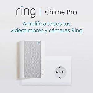 Nuevo Ring Chime Pro, blanco