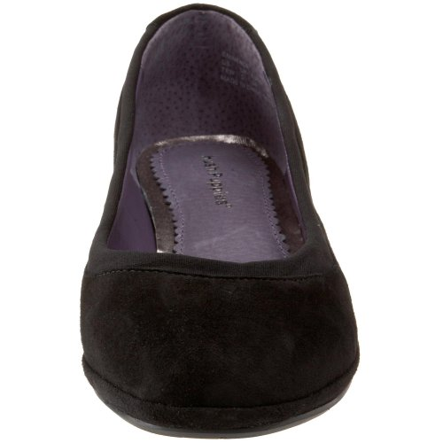 Hush Puppies Eminence Pump Black Suede