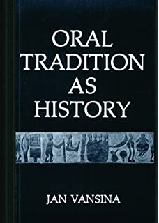sources of african history oral tradition