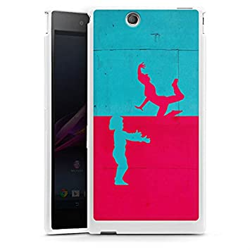 online store c5032 c516a Sony Xperia Z Ultra Case Cover Shell Silikon Case white: Amazon.co ...
