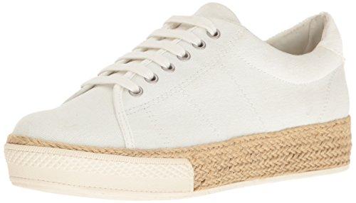 Dolce Vita Womens Tala Fashion Sneaker White Fabric TRrL1X9X