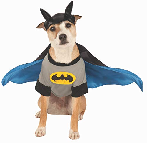 DC Comics Pet Costume, X-Large, Batman]()