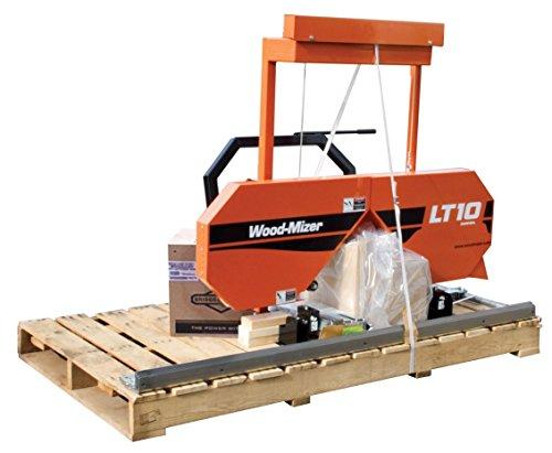 Wood-Mizer LT10 Portable Sawmill - - Amazon com