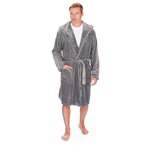 4xl towelling dressing gown - 3