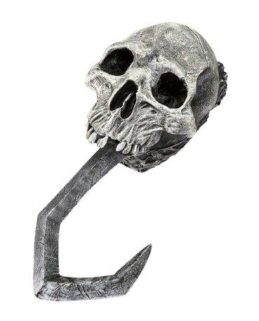 Skull Pirate Hook Hand - Rubie's Costume Co Skull Hand Hook