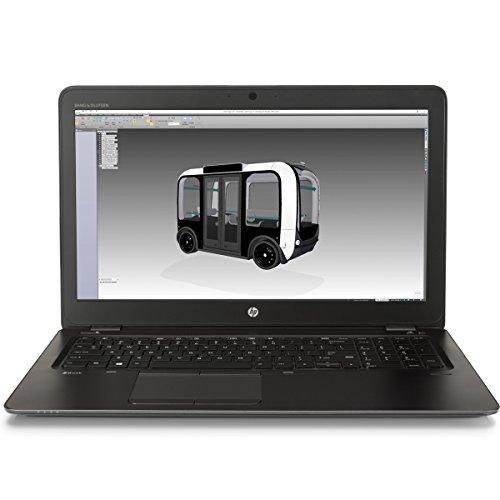 HP SNO-2HJ12UTR#ABA Factory Recertified ZBook 15U G4 Mobile Workstation, 15.6″