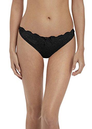 Freya Women's Fancies Thong, Black, M