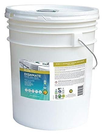 Amazon.com: Plato líquido detergente, 5 Gal., Sin Perfume ...