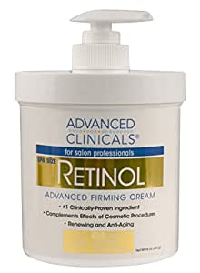 Retinol Spa Moisturizing Day Cream