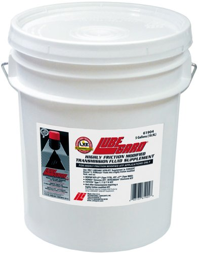 Lubegard 61904 Highly Friction Modified ATF Supplement, 5 Gallon by Lubegard
