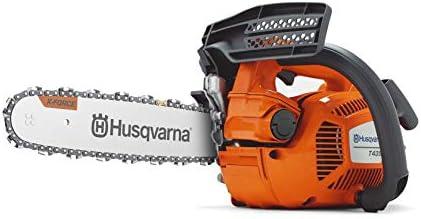[해외]Husqvarna 966997203 T435 Top Handle Saw Orange / Husqvarna 966997203 T435 Top Handle Saw Orange