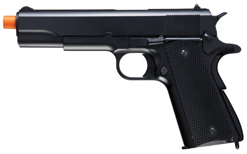 m1911 a1 co2 full metal blowback airsoft pistol(Airsoft Gun) by Elite Force