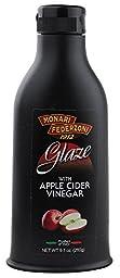 MONARI SAUCE GLAZE APPLE, 9.1 OZ