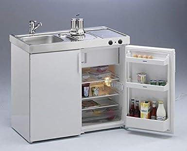 Miniküche Mit Ceranfeld Ohne Kühlschrank : Stengel miniküche kitchenline mkc ceran rechts amazon