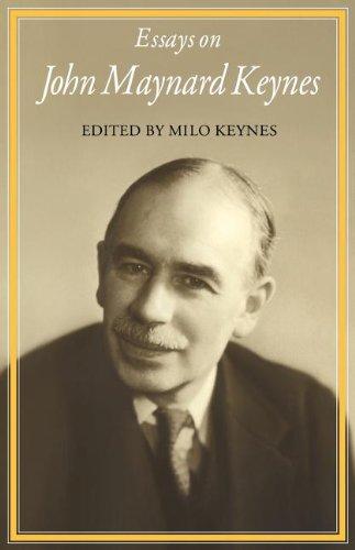 john maynard keynes books pdf