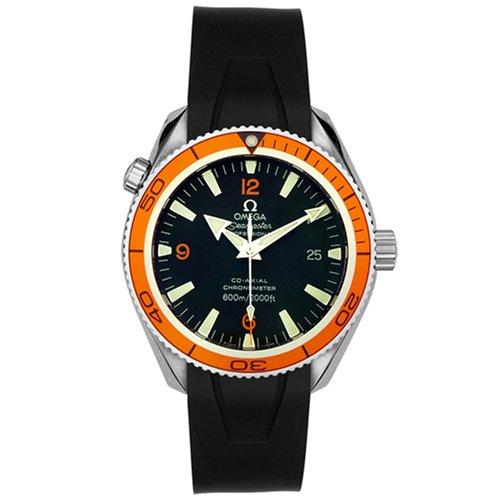 Omega Seamaster Planet Ocean Chronometer (Omega Men's 2909.50.91 Seamaster Planet Ocean Automatic Chronometer Rubber Strap Watch)