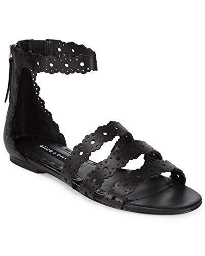 alice + olivia Women's Penny Black 38.5 M EU