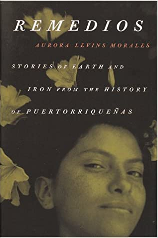 Book Remedios: Stories of Earth and Iron from the History of Puertorriquenos