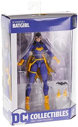 41F6KUNUGsL DC Collectibles DC Essentials: Batgirl Action Figure
