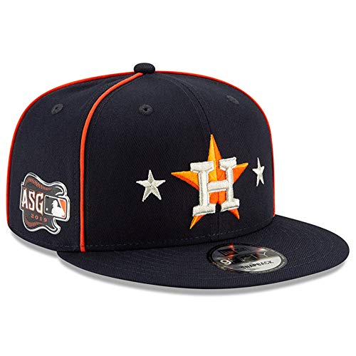 (New Era Houston Astros 2019 MLB All-Star Game 9Fifty Snapback Adjustable Hat - Navy)