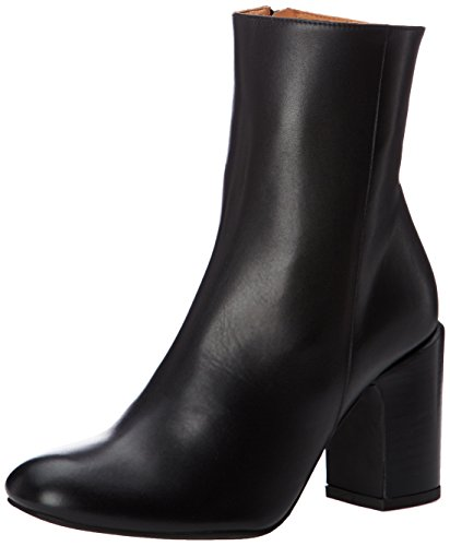 CASTAÑER SUNFLOWER-everyday calf - Botines para mujer Black