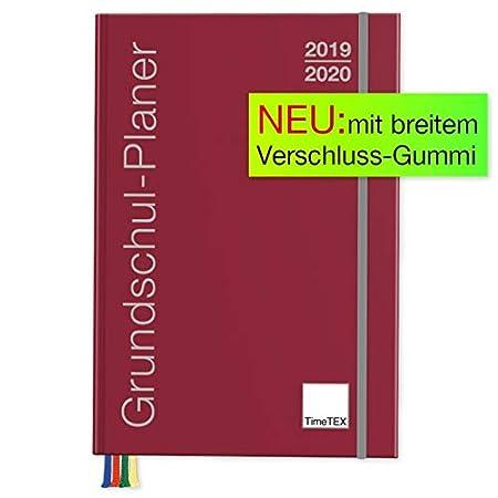 A5 TimeTEX Grundschul-Planer Plus 2019//2020 gebunden