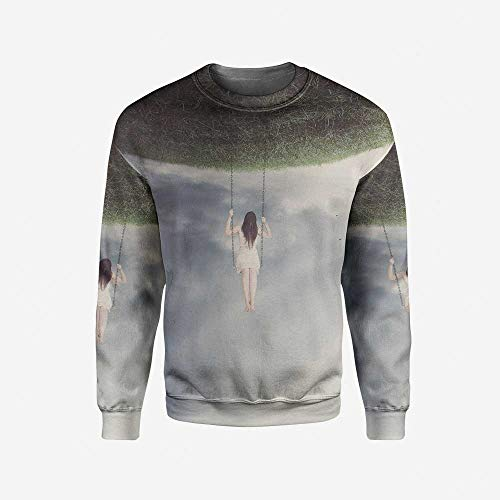 3D Print Otter Pullover Sweater by iPrint
