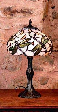 Lámparas de Mesa Tiffany : Colección PEDRERA de ...
